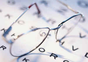 near vision bifocal implant lenses and presbyopia